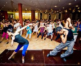 Salsa Classes Incognito Dance