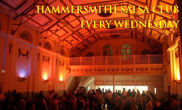 Wednesdays At Hammersmith Salsa Club Hammersmith London