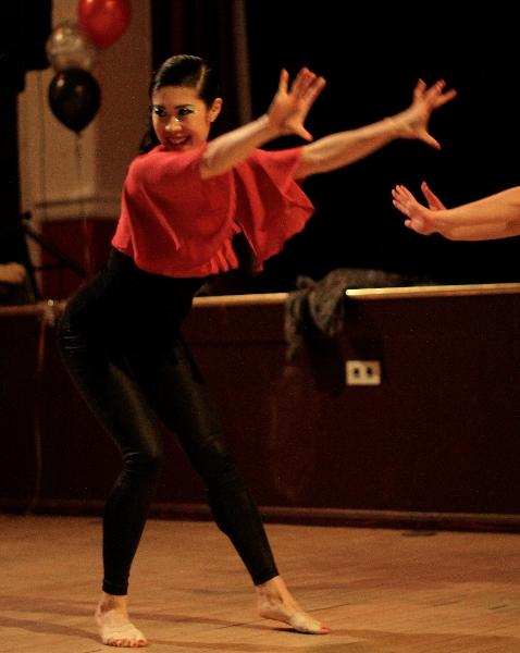 Gallery 171 Incognito Dance