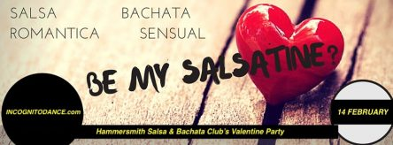 salsa valentine party hammersmith london