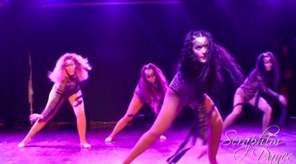 seraphim dance at incognito dance